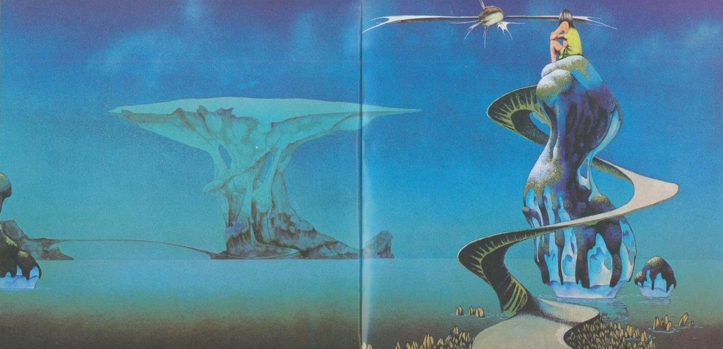Yes - where to start? - Progressive Rock Music Forum - Page 4